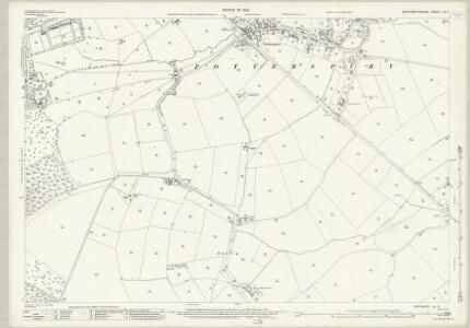 Northamptonshire LXI.5 (includes: Deanshanger; Old Stratford; Potterspury) - 25 Inch Map