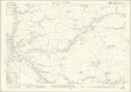 Lancashire CXII.16 (includes: Marple) - 25 Inch Map