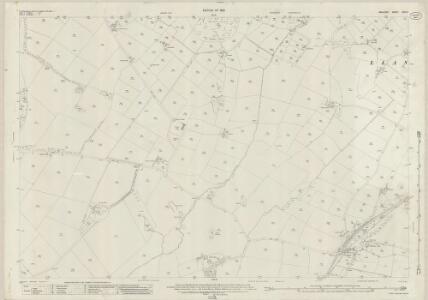 Anglesey XVIII.4 (includes: Llanddyfnan; Llanfihangel Ysgeifiog; Llangefni; Penmynydd) - 25 Inch Map