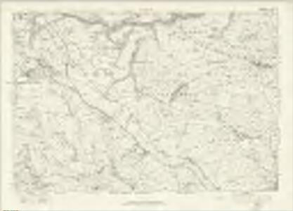 Derbyshire XXII - OS Six-Inch Map