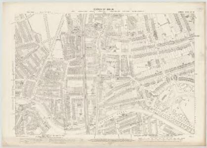 London VII.28 - OS London Town Plan