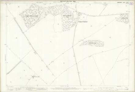 Hampshire and Isle of Wight XXXI.7 (includes: Goodworth Clatford; Longstock; Nether Wallop; Upper Clatford; Wherwell) - 25 Inch Map