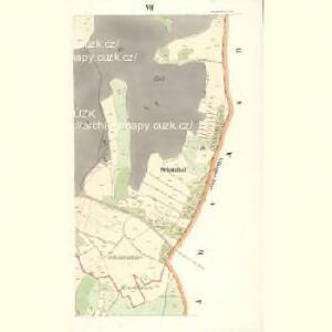 Dreyhacken - c8080-1-007 - Kaiserpflichtexemplar der Landkarten des stabilen Katasters