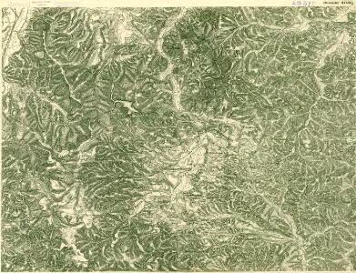 III. vojenské mapování 4764/1