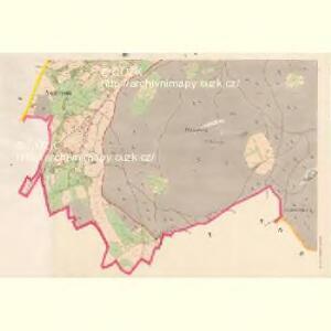 Kreibitz Neudörfel - c5196-1-003 - Kaiserpflichtexemplar der Landkarten des stabilen Katasters