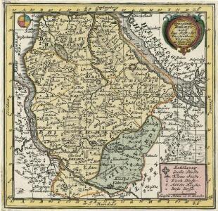 Das Hertzogthum Bremen nebst dem Stifft oder Fürstenthum Verden im Nieder Sächsischen Creiss