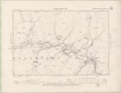 Perth and Clackmannan Sheet CXXVII.NE - OS 6 Inch map