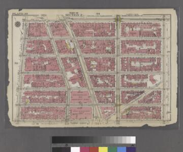 [Plate 30: Bounded by E. 14th Street, Second Avenue, E. 8th Street, and University Place.]