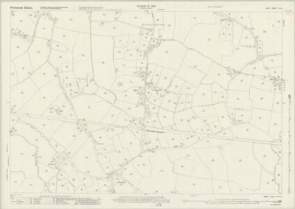 Kent LII.13 (includes: Marden; Yalding) - 25 Inch Map