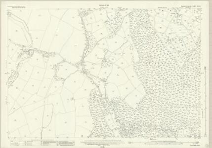 Monmouthshire XX.16 (includes: Tintern; Trelech United) - 25 Inch Map