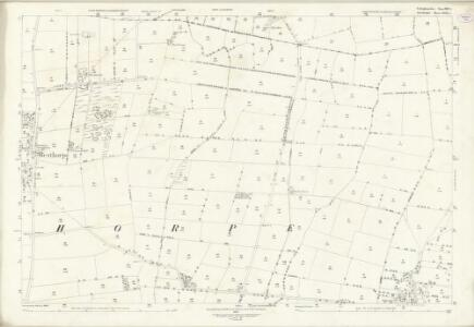 Lincolnshire LXXVII.5 (includes: Besthorpe; North Scarle; South Scarle) - 25 Inch Map