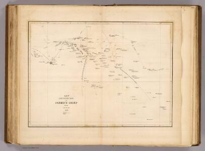 Low Archipelago or Paumotu Group.