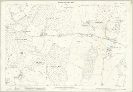 Sussex XLIV.12 (includes: Brede; Udimore) - 25 Inch Map