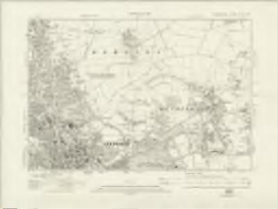 Oxfordshire XXXIII.SE - OS Six-Inch Map
