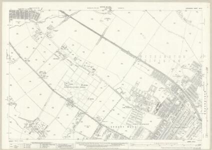 Lancashire CXI.6 (includes: Manchester) - 25 Inch Map