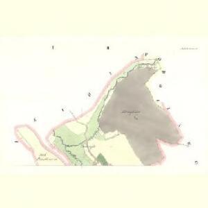 Auloch - c8247-1-001 - Kaiserpflichtexemplar der Landkarten des stabilen Katasters