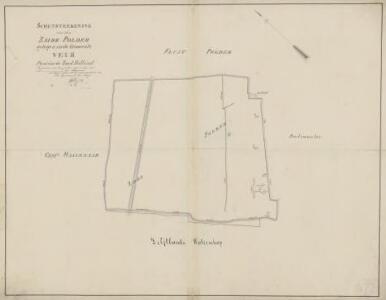 Zijdepolder, gemeente Veur, Leidschendam en Voorburg.