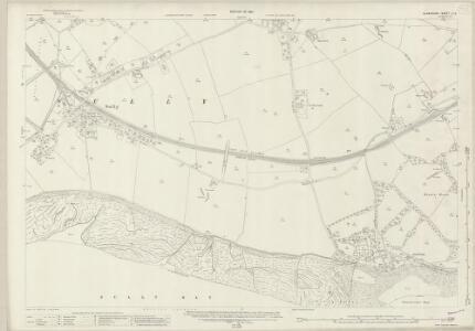 Glamorgan LI.2 (includes: Lavernock; St and rews Major; Sully) - 25 Inch Map