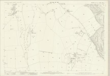 Yorkshire XCIV.5 (includes: Cayton; Scarborough; Seamer) - 25 Inch Map