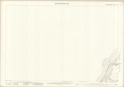 Caernarvonshire XXV.8 (includes: Clynnog; Llanaelhaiarn) - 25 Inch Map
