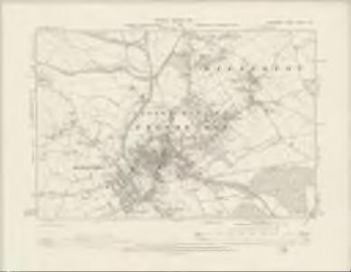 Wiltshire XXXVIII.NE - OS Six-Inch Map