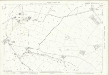 Shropshire LIX.4 (includes: Claverley; Pattingham; Rudge; Trysull And Seisdon) - 25 Inch Map
