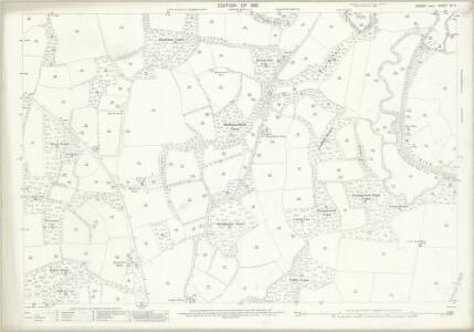 Sussex XII.11 (includes: Loxwood; Rudgwick) - 25 Inch Map