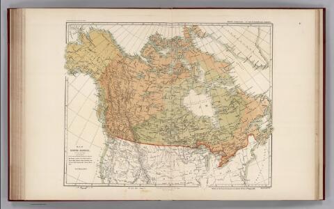 Facsimile:  Arrowsmith's North America.