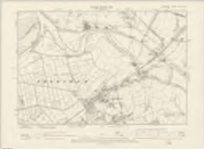 Cheshire XXIV.SE - OS Six-Inch Map