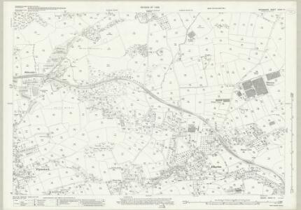 Devon CXXIV.10 (includes: Brixton; Plymstock; Sparkwell) - 25 Inch Map