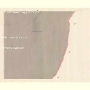 Gross Mohrau (Hruba Morawa) - m3311-1-007 - Kaiserpflichtexemplar der Landkarten des stabilen Katasters