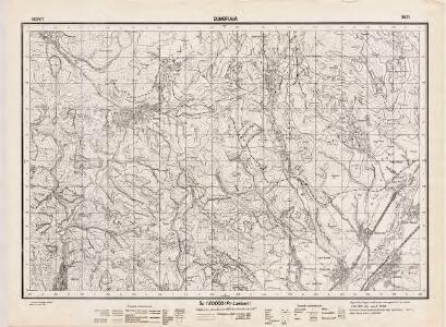 Lambert-Cholesky sheet 3571 (Dumbrava)