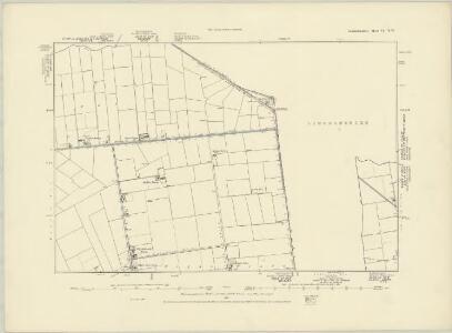 Cambridgeshire VI.SE - OS Six-Inch Map