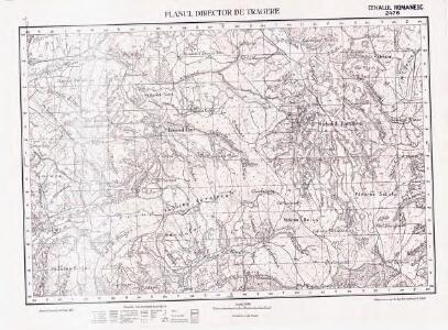Lambert-Cholesky sheet 2476 (Cehalul Românesc)