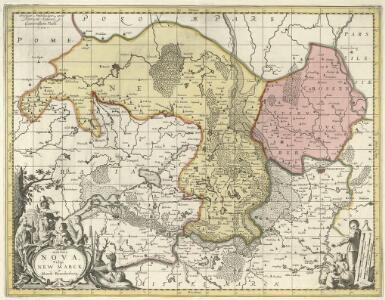 Marchia nova Vulgo New Marck in March: Brandenburg