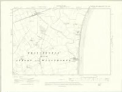 Yorkshire CXLVI.SW - OS Six-Inch Map