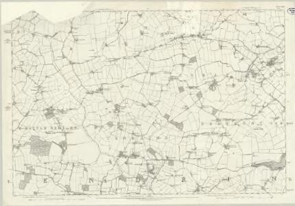 Essex XXIX - OS Six-Inch Map