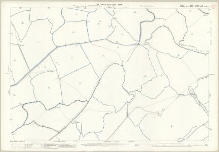 Kent LXXXIII.16 (includes: Broomhill; Ivychurch; Old Romney) - 25 Inch Map