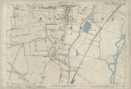 Essex (1st Ed/Rev 1862-96) XL.14 (includes: Hoddesdon) - 25 Inch Map