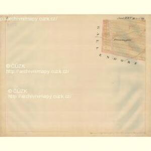 Urbau - m3488-1-006 - Kaiserpflichtexemplar der Landkarten des stabilen Katasters