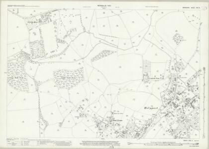Berkshire XXXI.6 (includes: Bray; Maidenhead; White Waltham) - 25 Inch Map
