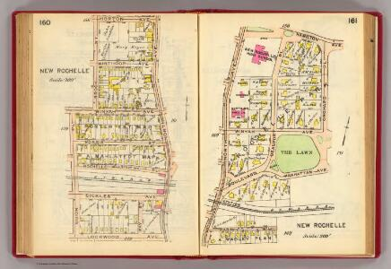 160-161 New Rochelle.