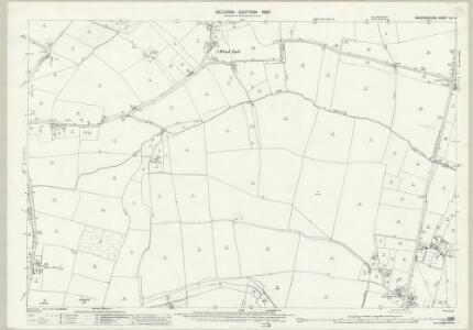 Bedfordshire VIII.6 (includes: Bolnhurst and Keysoe; Colmworth; Eaton Socon; Little Staughton) - 25 Inch Map