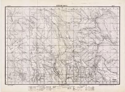Lambert-Cholesky sheet 4577 (Bereslogi Humosu)