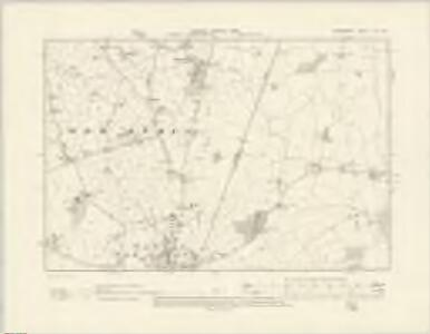 Shropshire XIV.SE - OS Six-Inch Map