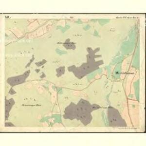 Stadln - c7347-1-019 - Kaiserpflichtexemplar der Landkarten des stabilen Katasters