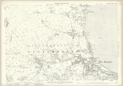 Glamorgan XXXII.3 (includes: Oystermouth) - 25 Inch Map