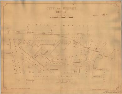 City of Sydney, Sheet H4, 1901