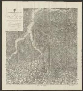 Carte delle prealpi di Lecco