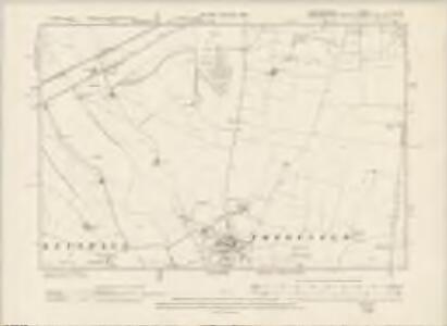Hertfordshire IV.SE - OS Six-Inch Map